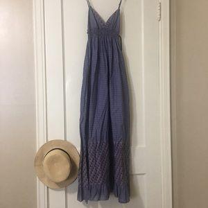 Forever 21 boho maxi dress